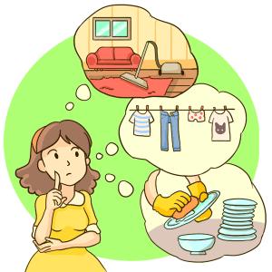 掃除の内容